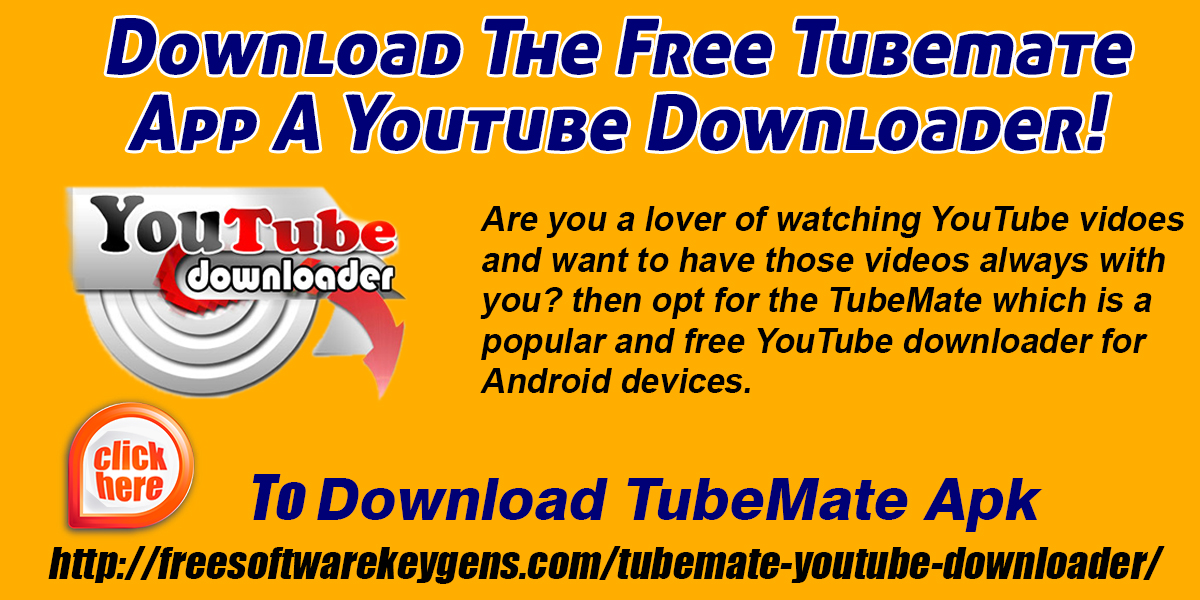 tubemate apk apps android free download